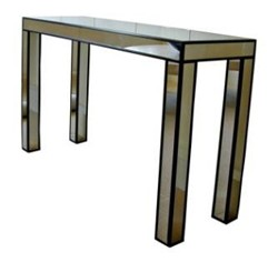 mirror console tables