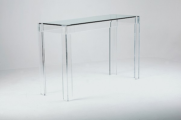 console tables acrylic furniture uk