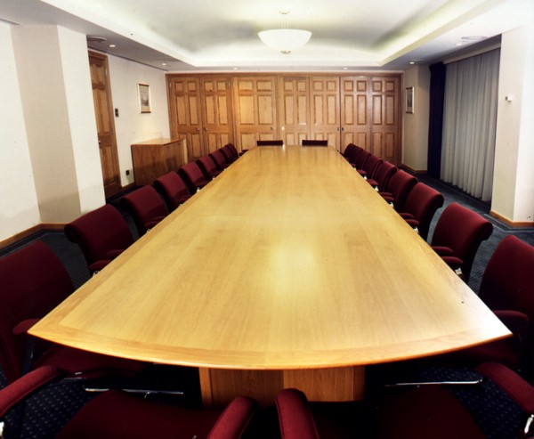Newton Boardroom table
