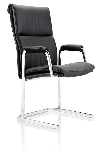 High back Delphi desk chair