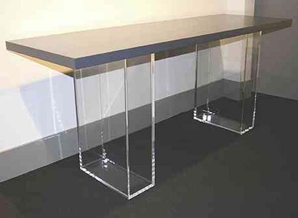Boardroom console table