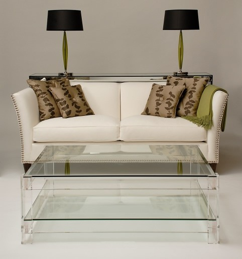 enter carew jones acrylic furniture uk
