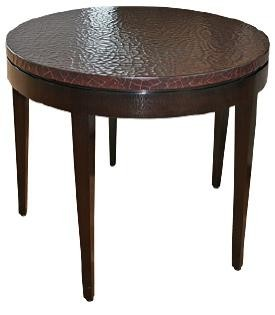 Tetbury 5 legged lamp table