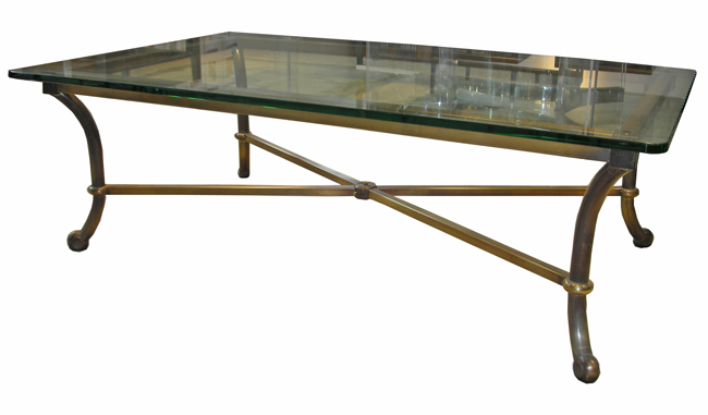 Metal Coffee Tables Carew Jones