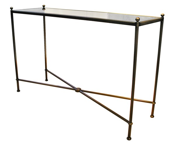 Boardroom Tables Uk Metal Console Tables - Carew Jones