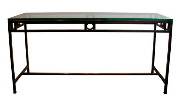 Braxted console table