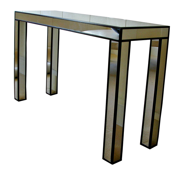 Fairbank mirrored console table