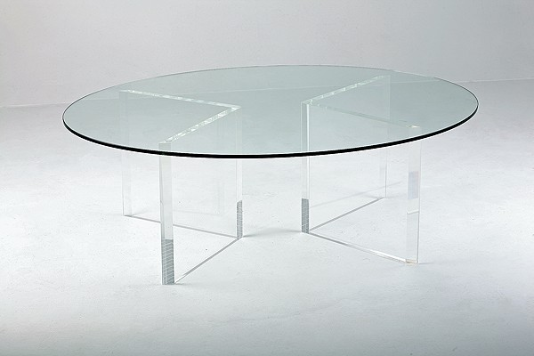 V base coffee table