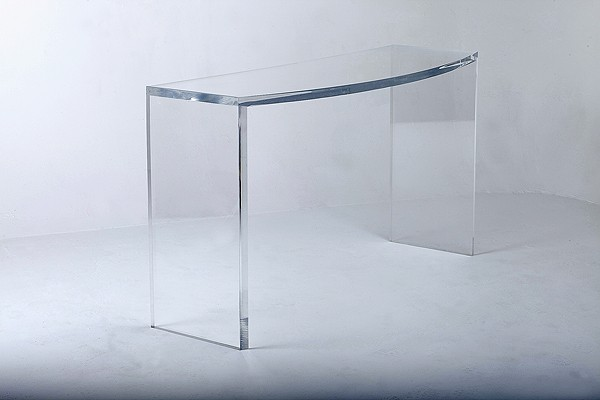 Console Tables Perspex Furniture Carew Jones