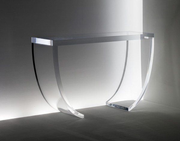 Vision console table