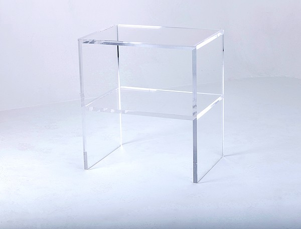 Side Tables Perspex Furniture Carew Jones