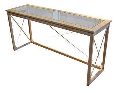 Major console table