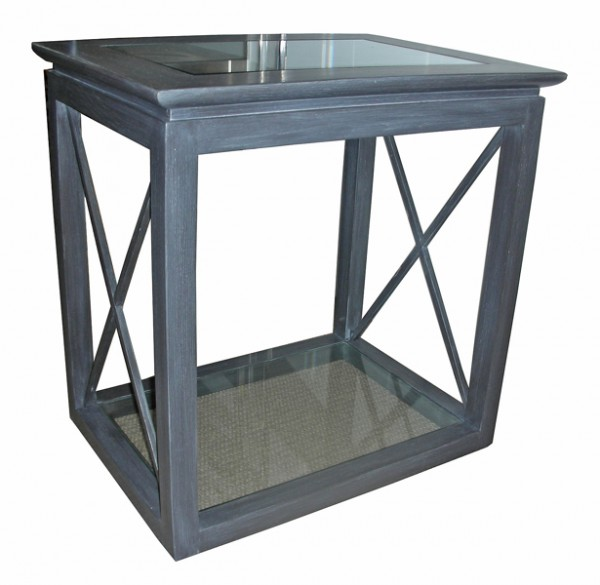 Vernham lamp table
