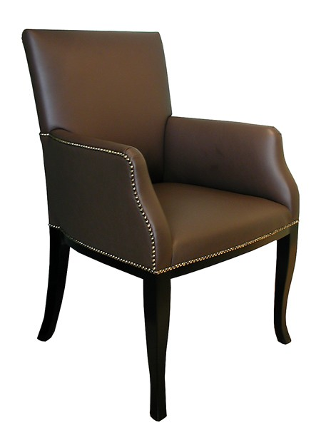 Poplak CJ2 upholstered armchair