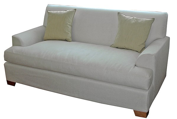 Siena sofa with one seat cushion
